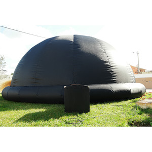 Omegon Cúpula hinchable, 5 m, con ventilador