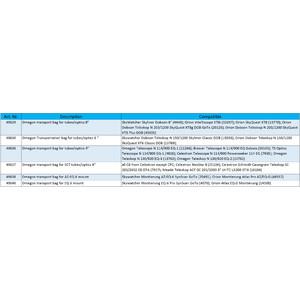 Omegon Borsa di trasporto per montatura EQ-6
