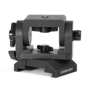 Losmandy Sopporto per macchina fotografica Supporto camera DVCM-2 a tre assi