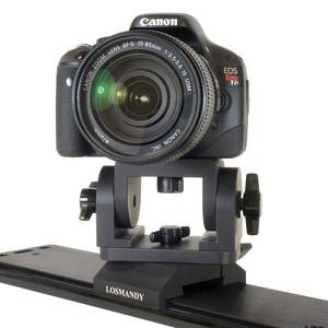 Losmandy Kamerahalterung DVCM-2 mit drei Achsen