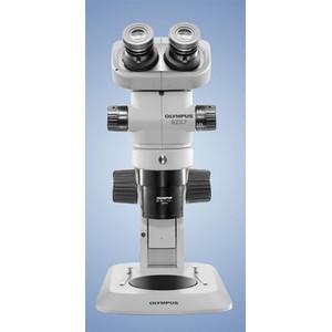 Olympus Microscopio stereo zoom SZX7, bino, 0,8x - 5,6x per collo di cigno