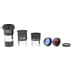Omegon Kit de démarrage , oculaires + filtres pour les débutants
