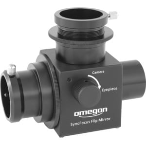 Omegon Syncfocus Flip Mirror (per camere planetarie)