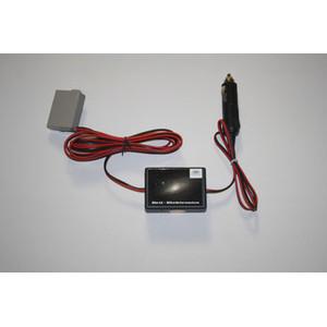 Ertl Elektronics Mobile Stromversorgung 12V für Canon EOS 1000D, 500D, 450D