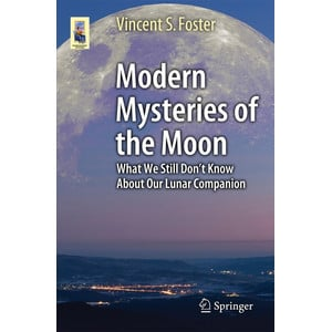 Springer Libro Modern Mysteries of the Moon