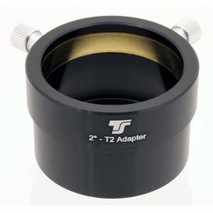 TS Optics Adattatore per connessioni da 2'' a T2