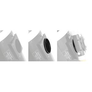 Omegon 5mm / 80mm adapter ring for 2'' Newton Hybrid Crayford focuser