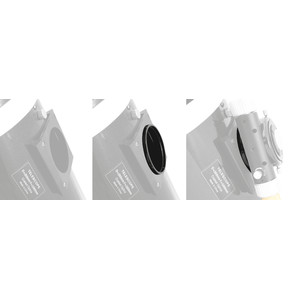 Omegon 5mm Adapterring für 2'' Newton Hybrid Crayford Okularauszug