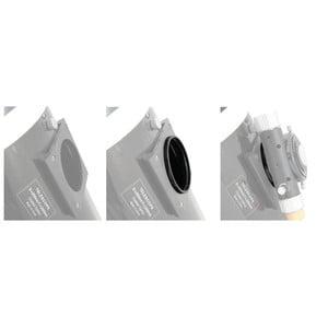 Omegon Adattatore per focheggiatori Newton Hybrid Crayford 5 mm / 80 mm 2''