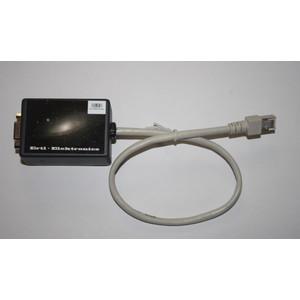Ertl Elektronics Adapter EQDir-RS232 für Skywatcher EQ 3/5/8/HEQ5/AZ-EQ-6/EQ6-R