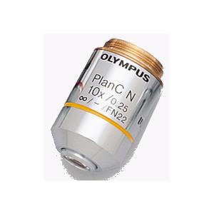 Olympus Obiettivo PLCN10X/0,25 planacromatico