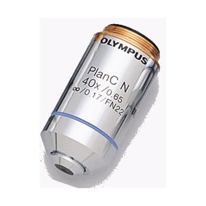 Olympus Obiettivo PLCN 40X/0,65 planacromatico