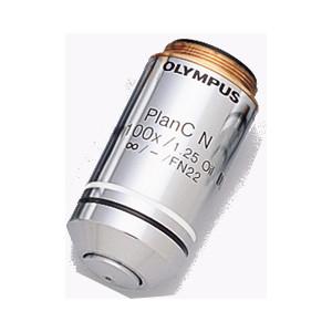 Olympus Obiettivo PLCN 100XO/1,25 planacromatico a immersione in olio