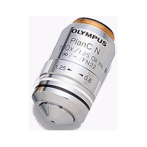 Olympus Objetivo plano acromático PLCN 100xOl/0,6-1,25