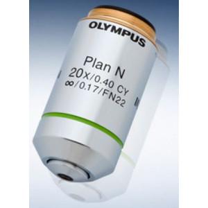 Olympus Obiettivo PLN20XCY/0,4 PLN per citologia con fitro ND