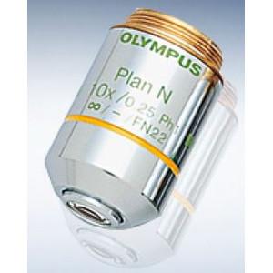 Olympus Obiettivo PLN10XPH/0,25 planacromatico per contrasto di fase