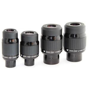 "TS Optics Oculare 100° serie Ultra 10 mm 1,25"""