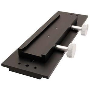 TS Optics Slitta montaggio piastre a coda di rondine Vixen per montature innesto Losmandy