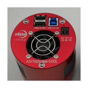 ZWO Kamera ASI 1600 MM-Cool Mono + EFWmini + LRGB 31mm Set