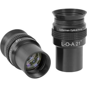 "3D Astronomy Juego de oculares 3D LOA 21 mm de 1,25"""