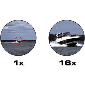 Bresser Monoculaire 16x30 avec stabilisateur d'image