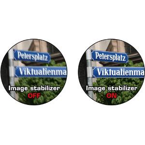 Bresser Monoculare con stabilizzatore d'immagine 16x30