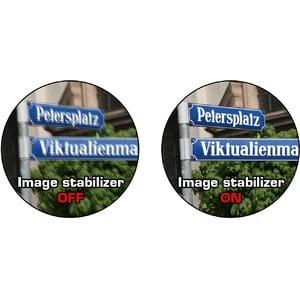 Bresser Monokular mit Bildstabilisator 16x30