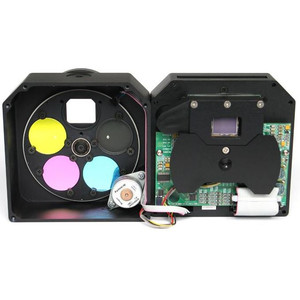 Moravian Kamera G2-8300FW Mono mit Filterrad