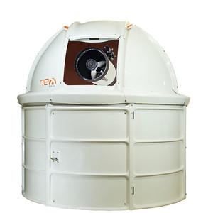 NexDome Sternwarte 2,2m mit fünf Buchten