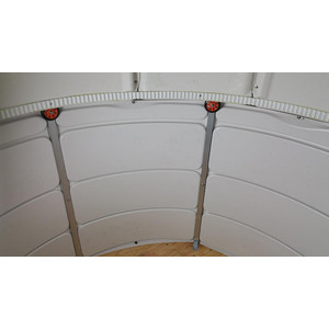 NexDome Complete Observatory 2.2m with four Bays