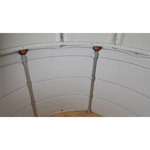 NexDome Sternwarte 2,2m mit zwei Buchten