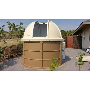 NexDome Sternwarte 2,2m mit Bucht