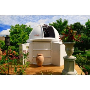 NexDome Complete Observatory 2.2m with three Bays