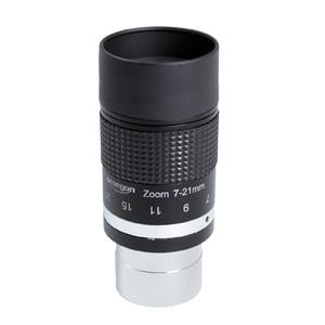 Omegon 7-21mm Super Ploessl oculaire zoom APO 1,25""
