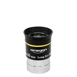 "Omegon 15mm oculaire UWA 1,25"""