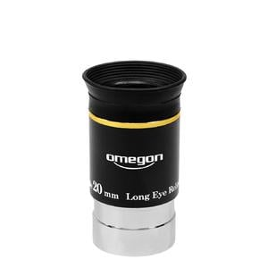 Omegon Ultra Wide Angle Okular 20mm 1,25