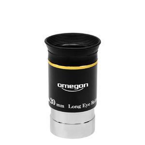"Omegon 20mm oculaire UWA 1,25"""