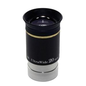 """Omegon Ultra Wide Angle oculair 20mm 1,25"""""""