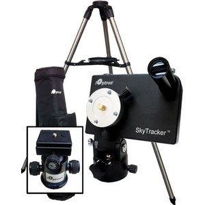 iOptron Montura SkyTracker Set Black