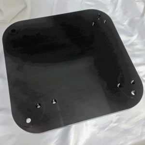 Software Bisque Heavy duty pier adapter plate for ME/ME II/MX mounts