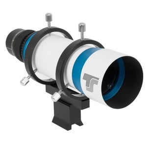 TS Optics Guidescope Telescopio guida e cercatore per con messa a fuoco micrometrica Deluxe 60 mm
