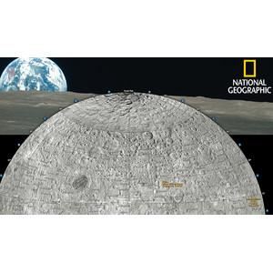 National Geographic Globo terráqueo The Moon 30cm
