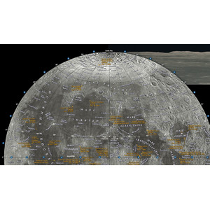 Globe National Geographic The Moon 30cm