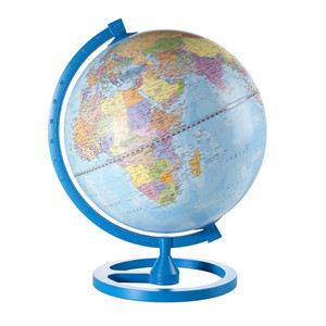 Zoffoli Globe Colour Circle Sky Blue 33cm