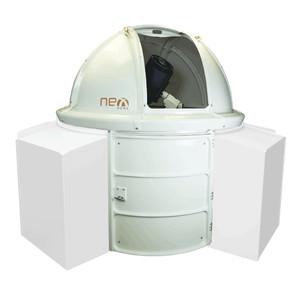 NexDome Observatoire de 2,2 m avec quatre baies