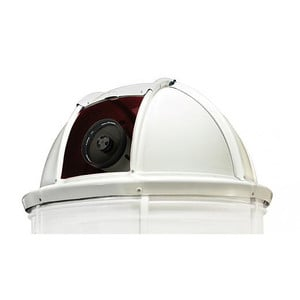 NexDome Sternwartenkuppel 2,2m mit Ring