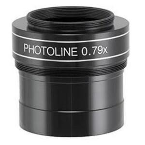 "TS Optics Riduttore/Correttore Photoline 0,79x2"""