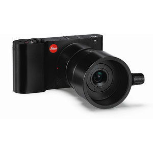 Leica Spektiv Digiscoping-Kit: APO-Televid 82 + 25-50x WW + T-Body black + Digiscoping-Adapter