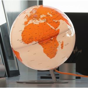 Räthgloben 1917 iGlobe Light Orange 25cm