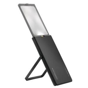 Eschenbach Lente d`Ingrandimento easyPocket XL 75x50 mm 2,5x nero